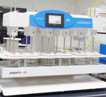 UDT-814D-12 AIRBATH Dissolution Tester