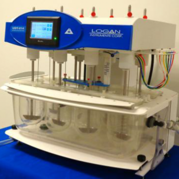 LOGAN UDT-814 Universal Dissolution Testers